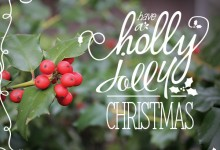 Holly Jolly Christmas (Picture)
